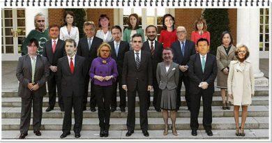 Se filtra el gobierno de Sánchez en caso de ganar la moción de censura