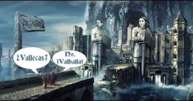 ¿Vallecas? No: Valhallat