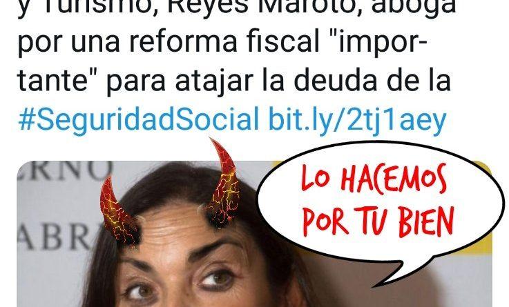 A los socialistas los carga el diablo