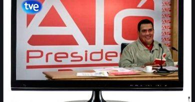 El PSOE ofrece a ERC un puesto en el consejo de RTVE. Santi Orue