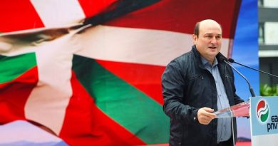 El presidente del Partido Nacionalista Vasco, Andoni Ortuzar