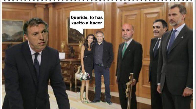 Elección del Fiscal General del Estado del gobierno Sanchezstein