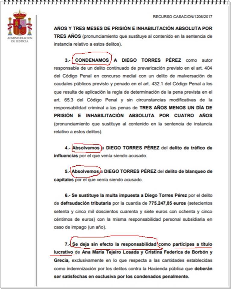 Ferreras cazurrón, aquí tiene la prueba definitiva de que el PP no fue condenado por corrupción