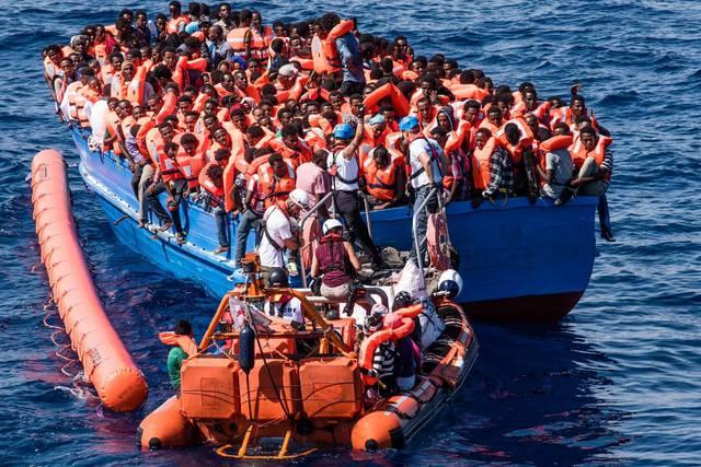 Médicos Sin Fronteras  anunció  que suspendía los rescates de migrantes en el Mediterráneo debido a los planes de las autoridades libias.