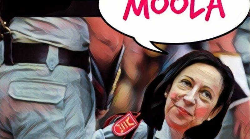 Margarita Robles, nueva Ministra de Defensa, se acaba de dar de baja en Meetic