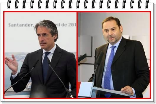 Ambos ministros de fomento. Socialismo en estado puro