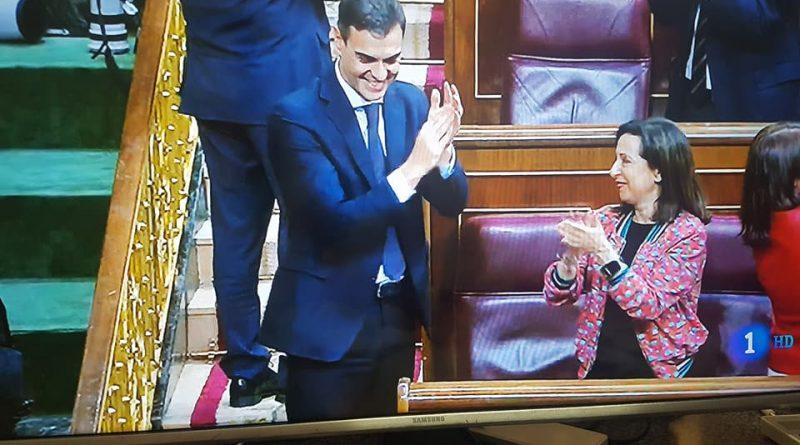 Es obvio. Sánchez no quiere echar al PP para limpiar las instituciones de corrupción