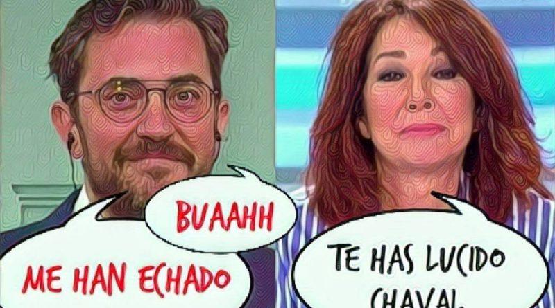 A #MaximHuerta le han fastidiado el chollo, por Linda Galmor