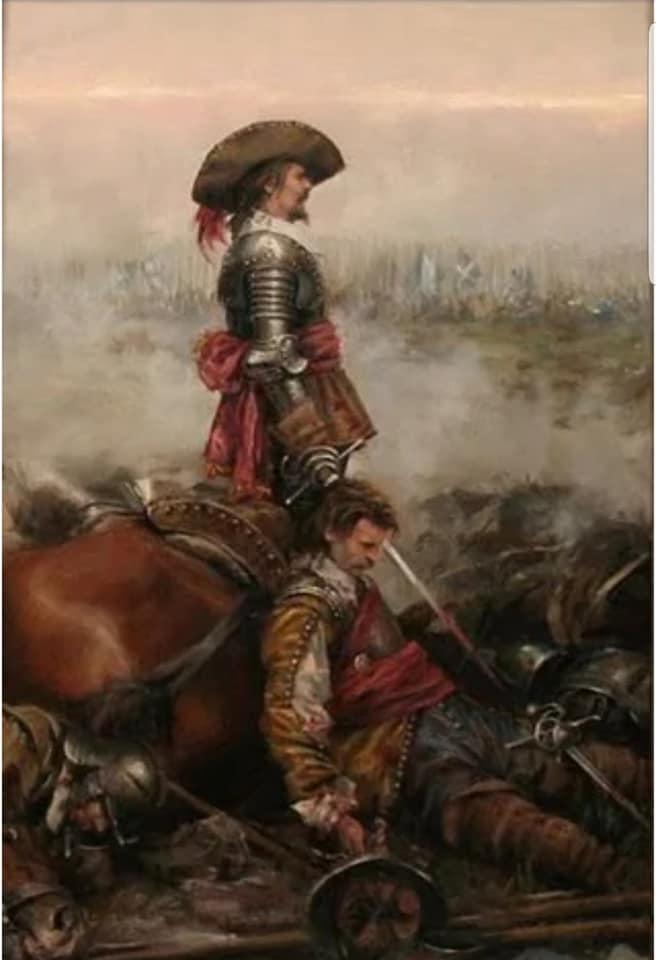 Diego Hernando de Acuña, capitán de los tercios de España.
