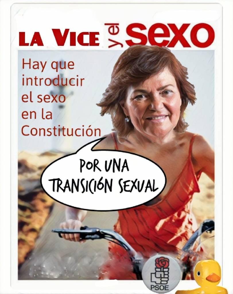 PSOE: Partido Sexuá Obrero Español