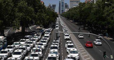 La lucha de los taxistas es la lucha de la izquierda