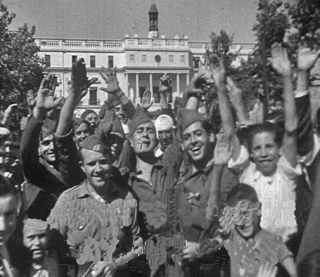 Badajoz 4 de agosto de 1936