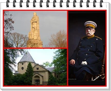 Bismarck es para la Alemania de hoy una borrosa figura mítica, semiperdida en la historia y sin embargo omnipresente en las innumerables estatuas