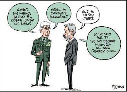 Coronel Sánchez Corbí y Marlaska. Ilustración de Puebla