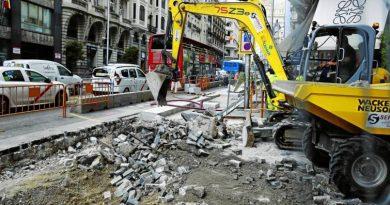El Madrid apestoso de olor a orín y el transporte público de la EMT