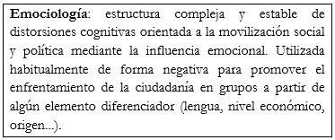 Emociología