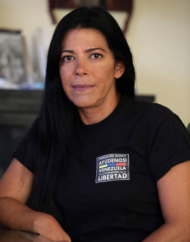 La abogada Patricia Carrera Arocha. RAMIRO