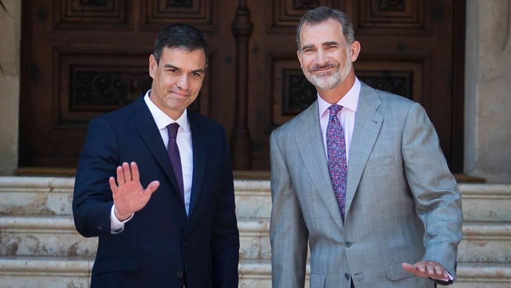 Pedro Sánchez en Marivent: El ideal sería que no llevase a cabo estrategias de buenismo que siempre van acompañadas de la descalificación de contrario