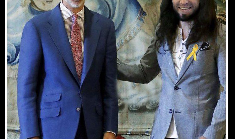 """Pedro Sánchez: """"Tenemos un jefe de Estado que entiende la España plural"""". Por Santi Orue"""
