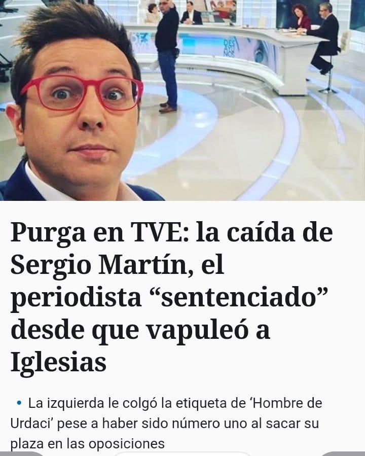 Purga en TVE