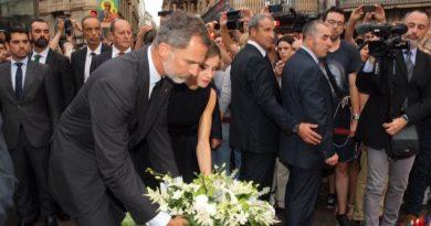 Un saludo Majestad como a usted se le debe, Viva el Rey, Viva España. Por Rodolfo Arévalo