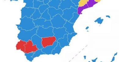 El que ganó en tres provincias es el que está gobernando España a golpe de decretazo
