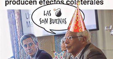 Borrell vale para todo, pero solo él. Por Linda Galmor
