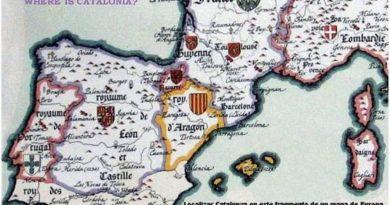 Cataluna, el reino que nunca existió