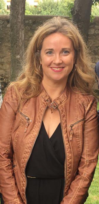 Cristina Ayala, Portavoz Adjunta del PP en el Senado.