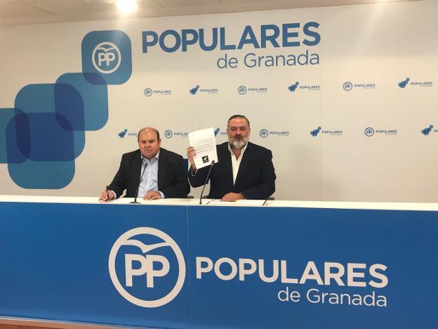 El PP de Granada defendió ayer martes la legalidad del proceso que dio lugar al XIV congreso del partido anulado antes de ayer lunes por el juzgado de Primera Instancia número 7