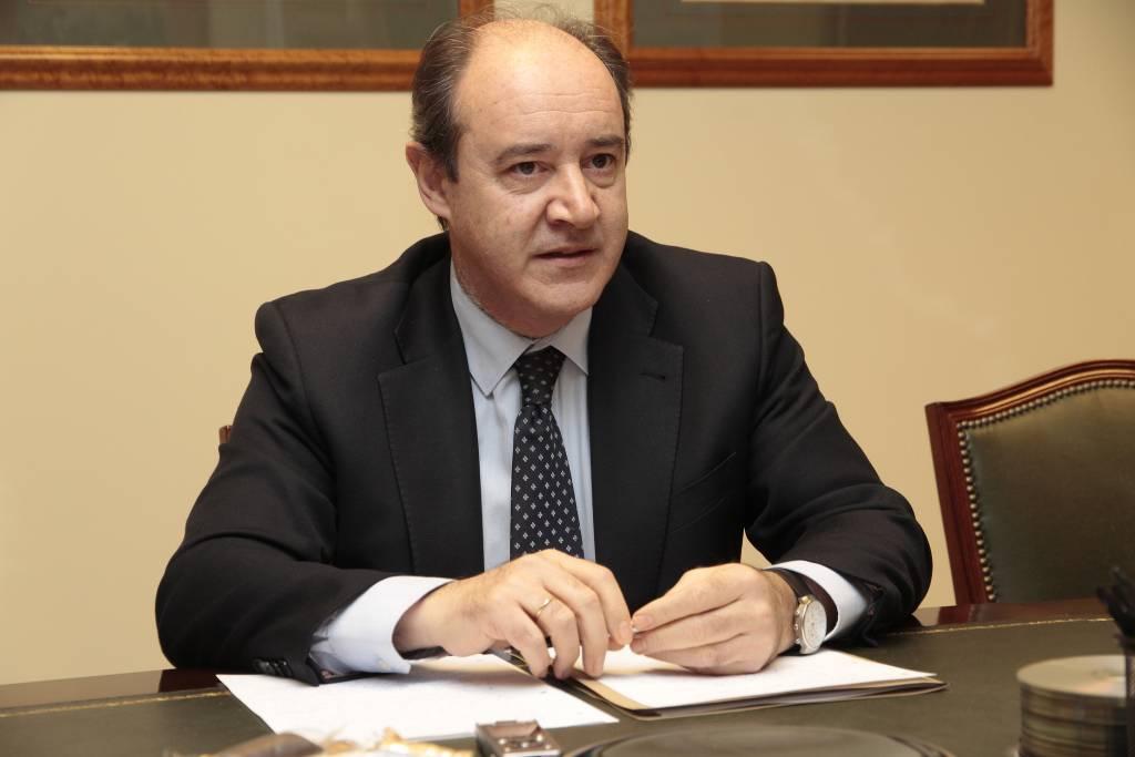 El portavoz de la APM, Celso Rodríguez Padrón