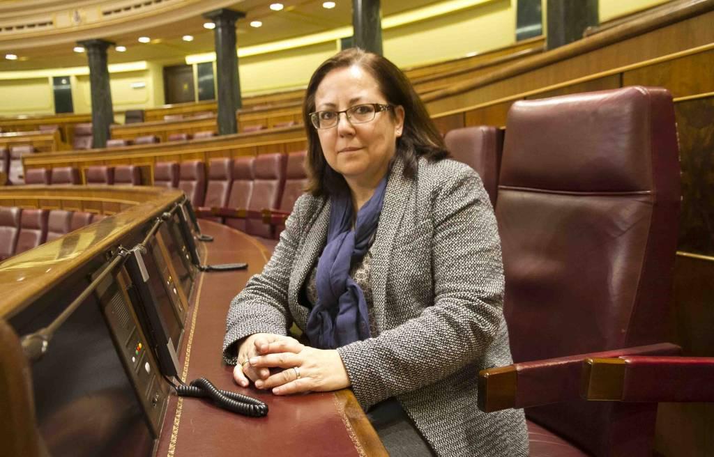 María Jesús Moro, la portavoz del PP en la Comisión de Justicia, es profesora de Derecho Civil en la Facultad de Derecho de la Universidad de Salamanca