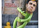 El Bazar del Mercachifle con las estampas de Linda Galmor: PSOE, fábrica de mediocres