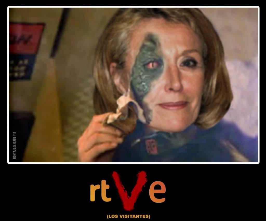 Trabajadores de TVE denuncian los «ceses y represalias» del equipo de Rosa María Mateo. Por Santi Orue