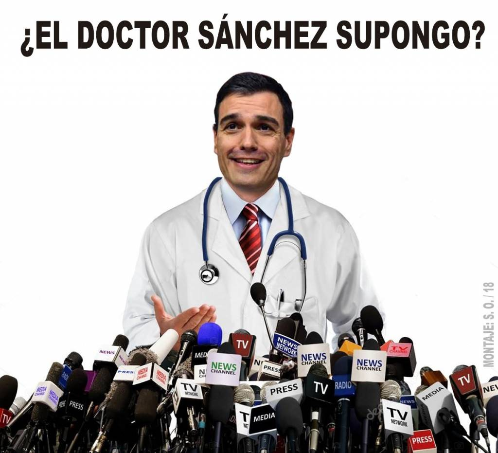 Un tribunal de afines y novatos otorgó a Pedro Sánchez su 'cum laude'. Por Santi Orue