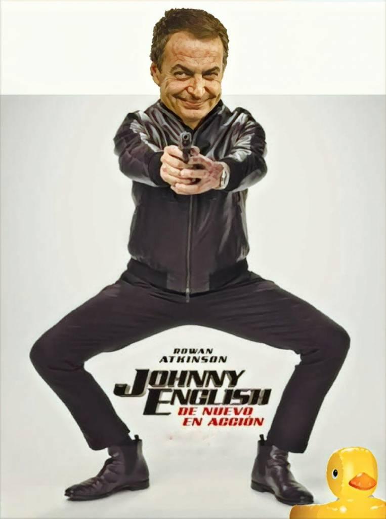 ZP, agente chavista. PSOE siemprev está del lado de los malos. Linda Galmor