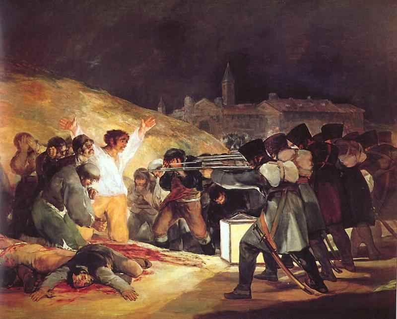 como decía el dos de mayo de 1808 el Alcalde de Móstoles