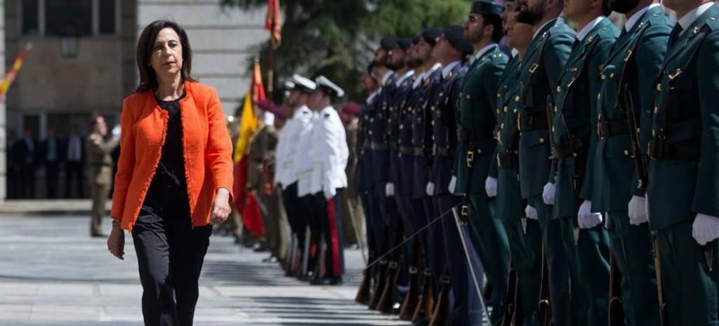 ministra de Defensa, Margarita Robles