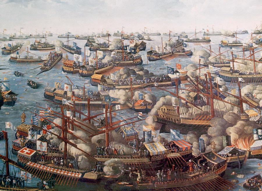 Batalla de Lepanto: Se cumplen hoy 447 años de la victoria de España, de la Europa Cristiana, frente al Islam