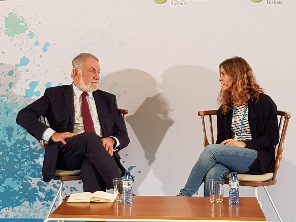 Beatriz Fanjul y Jaime Mayor Oreja