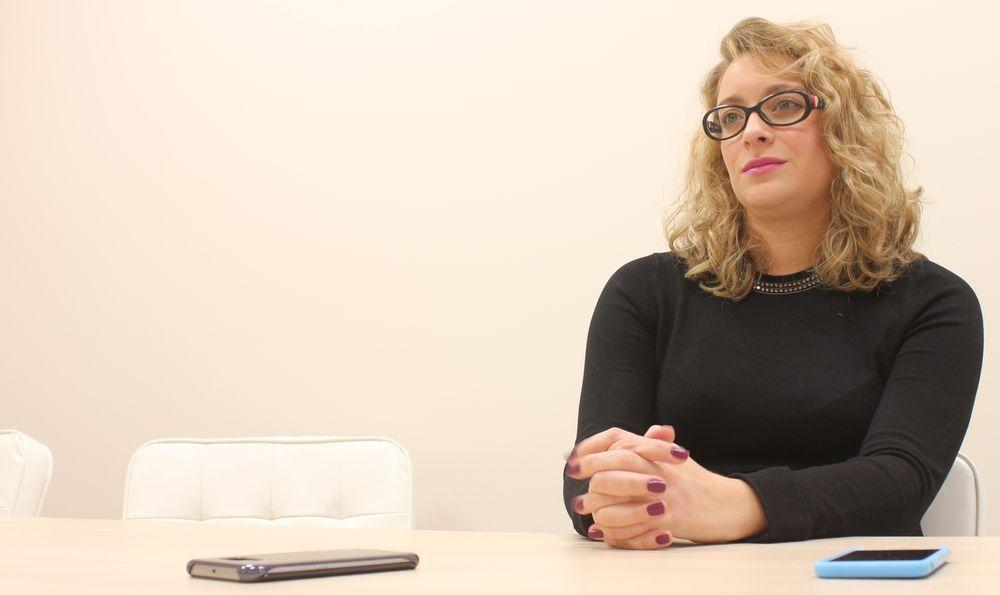 Ester Muñoz de la Iglesia, portavoz de Justicia del Partido Popular en el Senado