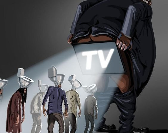 Los programas de telerrealidad, los reality,  son un termómetro que mide el nivel de la ciudadanía