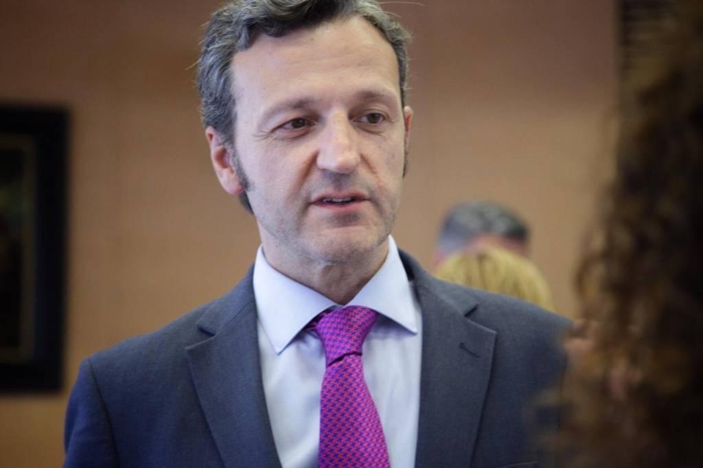 Miguel Ángel Paniagua, diputado Partido Popular