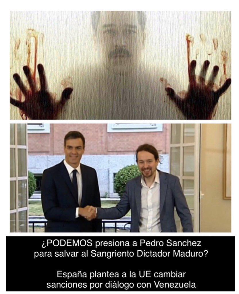 Polémica por la propuesta de España ante la UE que busca eliminar las sanciones a Venezuela e instaurar un nuevo diálogo
