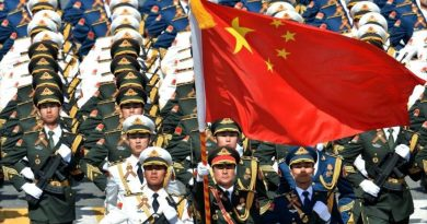 El Ejército de la República Popular China