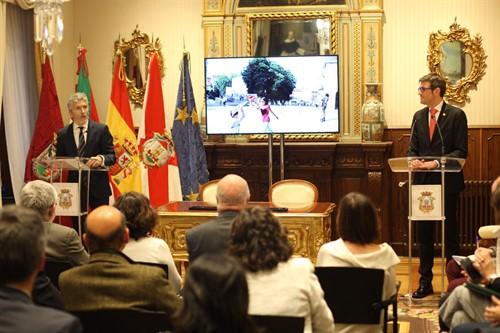El ministro del Interior, Fernando Grande-Marlaska ha declarado