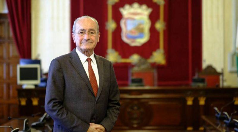Francisco de la Torre, alcalde de Málaga