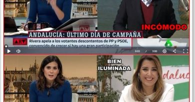 Nueva manipulación de LaSexta en plena campaña electoral