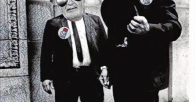 El Bazar del Mercachifle con las estampas de Linda Galmor: La campaña electoral en Andalucía