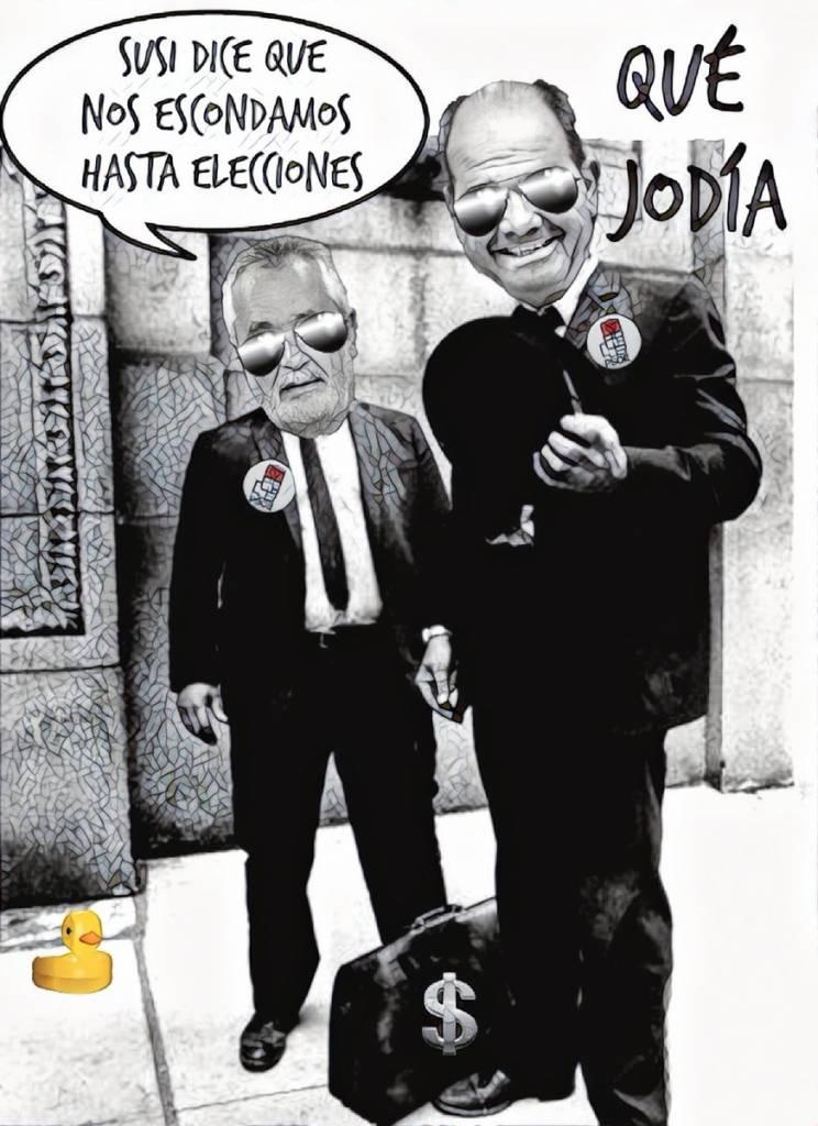 Ya empezó la campaña electoral en Andalucía. Por Linda Galmor
